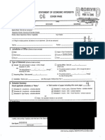 Judge Edward G. Weil, Form 700 Financial Disclosures from 2014
