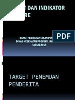 05. Target dan Indikator Diare  2015 - Pasuruan.pptx