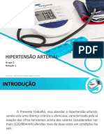 Digital Hypertension PowerPoint Templates Standard