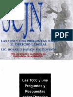 108. Las 1001 Preguntas y Respuestas Del Derecho Laboral