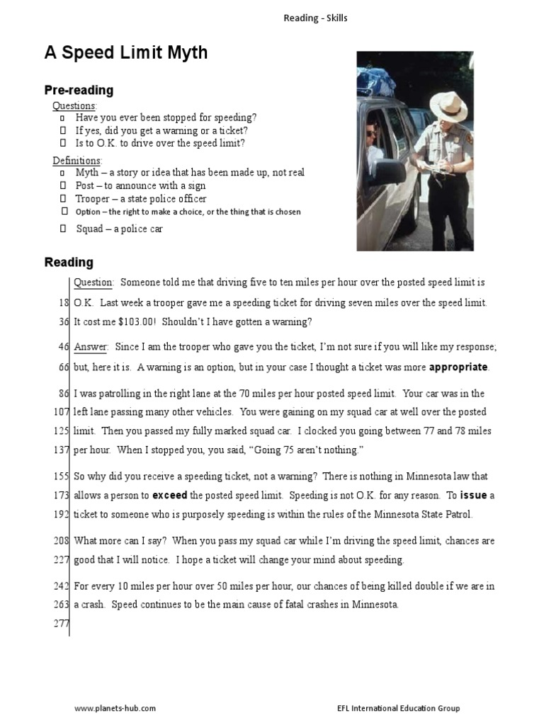 A Funny Tense Review Story Reading Comprehension a Reading