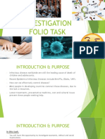 investigation folio task