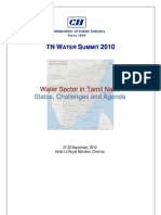 Theme Paper - TN Water Summit