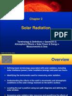 2 Solar Radiation