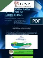 Hidrologia Para El Diseño de Carreteras