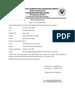 Surat Rekomn SIP
