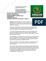 20181003_AMISOM Sends Congratulatory Message to Nigeria on Its 58th Independence Anniversary