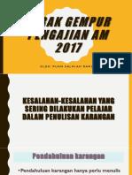 Gerak Gempur PA 2017
