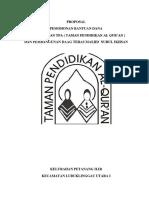 Proposal Tpa
