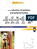 Lecture Note 1_Introduction of Polymer and Polymerization