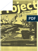 Project 5 workbook 4th edition