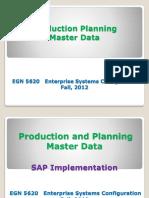SAP PP presentations