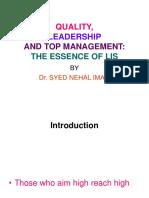 TQM-Leadership
