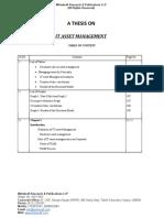 It Asset Management [www.writekraft.com]