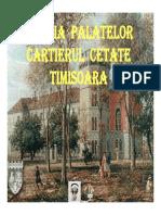 Istoria Palatelor Cetate Timisoara