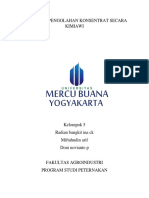 Tugas Klompok iV Teknologi Pengolahan Konsentrat Secara Kimiawi.docx