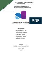 Competencia Perfecta Terminado (Microeconomía