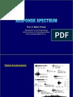 Response Spectrum.ppt