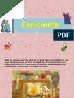 "Cuento ""Cenicienta"""
