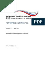 Renewables Standards v1 2 April 2017