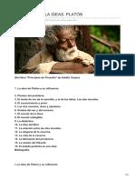 Libresalsol.blogspot.com-EL MUNDO de LA IDEAS PLATÓN