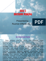 Sesi 5 PKN Decision Making