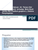 Safira Maulidah P-150510170056-Tphpt F- Hot Water Treatment