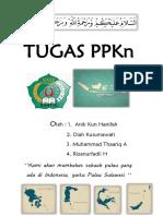 TUGAS THAARIQ PPKN
