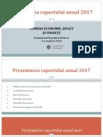 BNM Prezentarea Raportului Anual 2017 2018-10-03 1