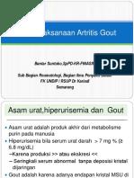 14. [Rhematologi] Gout Management