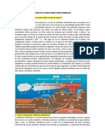 Quizz de Alteraciones Hidrotermales
