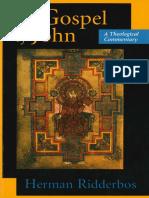 Herman Ridderbos - The Gospel of John_ A Theological Commentary (1997, Eerdmans).pdf