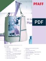 3D Sketch Bag UK