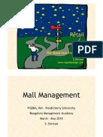 Chp 3 - Mall Management - 20100424