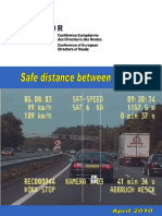 German Driving Distances