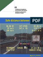 German Driving Distances