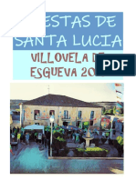 Programa Villovela 2018