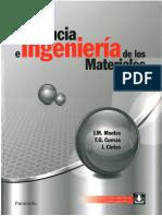 Libro Ciencia e Ingeneria de Los Materiales