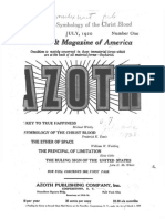 Azoth July 1920