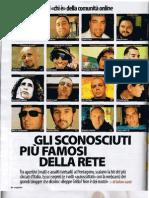 Blogger Sul Corriere Magazine