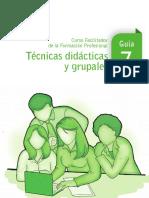 Guía 7 - Técnicas didácticas y grupales.pdf