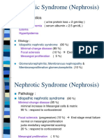 Nephrotic Syndrome (Nephrosis).ppt