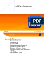 Aulas Mercado financeiro MTM e Derivativos