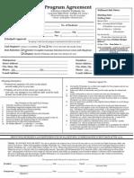 Kidsmart Holiday Shoppes Program Agreement 0001
