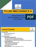Fluid Mechanics II Part 1