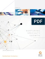 Sun Pharma Annual Report FY18 (1)