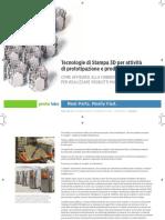 Tecnologie di stampaggio