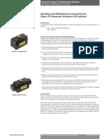 Manual Guides Keystone Figure 79 Pneumatic Actuator Keystone en en 2718292
