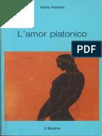 Hans Kelsen - L'Amor Platonico (1985, Il Mulino)