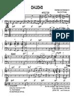 Finale 2004 - [Chucho-score - 004 Piano